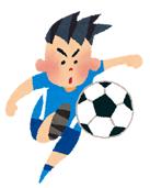 サッカー膝